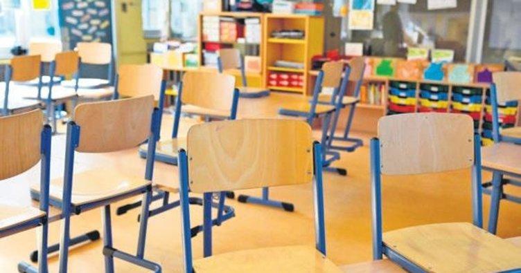 İki okul karantinada