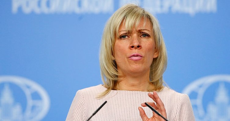 """Rusya Dışişleri Bakanlığı: """"ABD kendisini dünyanın jandarması sanıyor"""""""
