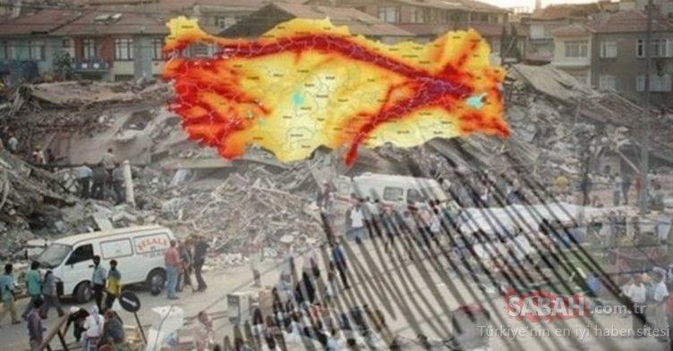 Deprem mi oldu, nerede, saat kaçta, kaç şiddetinde? 14 Ekim 2020 Çarşamba Kandilli Rasathanesi ve AFAD son depremler listesi…