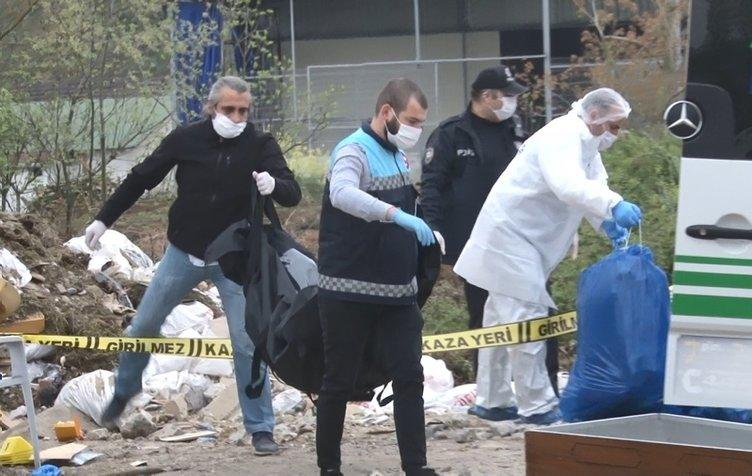 Binada yapılan temizlik 18 yıllık cinayeti ortaya çıkardı