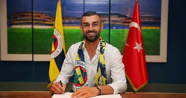Son dakika: Fenerbahçe ilk transferini resmen açıkladı! Serdar Dursun...