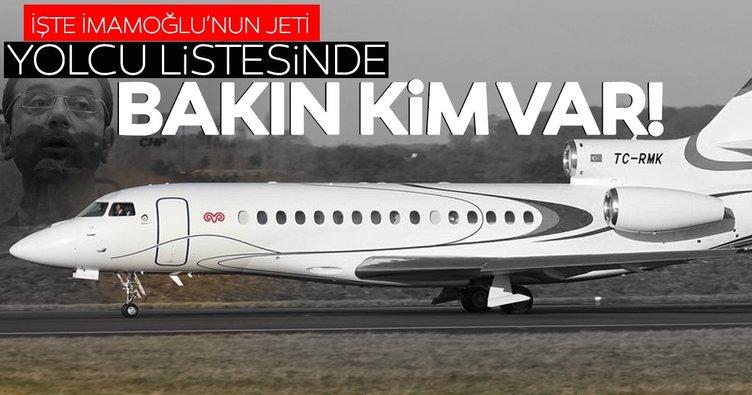 İşte CHP adayının jeti: Jetin yolcuları arasında FOX ekibi de var