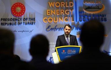 Dünya Enerji Kongresi başladı
