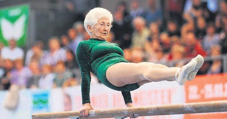 sporcu yaşlı ile ilgili görsel sonucu