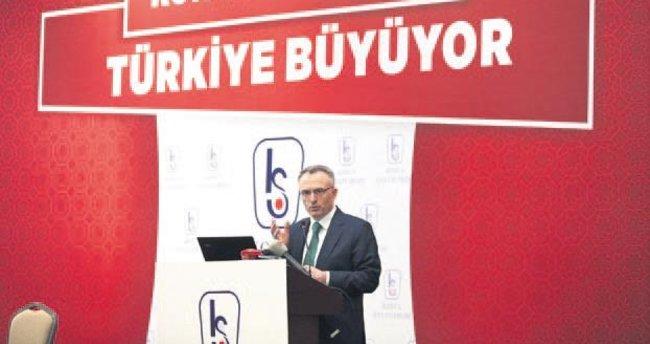 Konya üretiyor Türkiye büyüyor