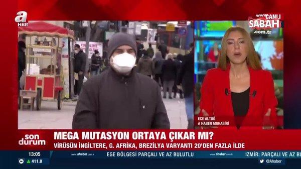 Koronavirüste mega mutasyon uyarısı! Varyantlar Türkiye'de de görüldü | Video