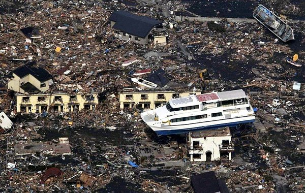 Tsunami felaketinden 1 yıl sonra