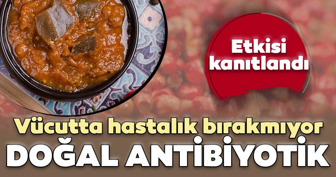 Hastalıklara şifa oluyor! İşte doğal antibiyotik denilen mucize besin...