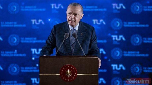 Son Dakika...Başkan Recep Tayyip Erdoğan'dan tarihi açıklama: 2023'te Ay'a gideceğiz