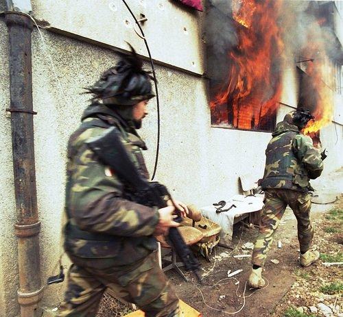 Acı rakamları ile Bosna Savaşı...