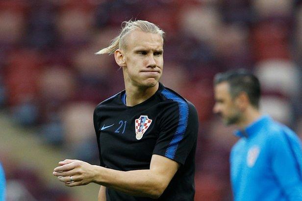 Hırvatistan - İngiltere maçında Vida yüzünden...