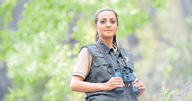 13 köyün ormancı kızı