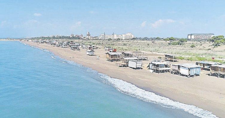 Denize sıfır ücretsiz tatil keyfi