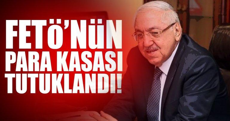 Son dakika: FETÖ'cü iş adamı Cahit Nakıboğlu yeniden tutuklandı!