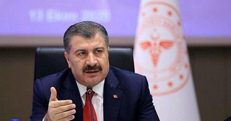 Sağlık Bakanı Koca'dan 'sabit ek ödeme' açıklaması