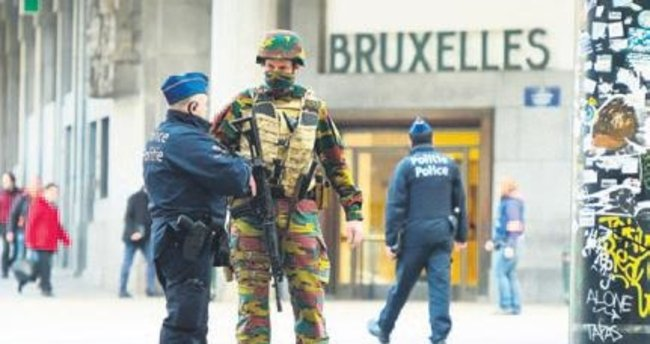 Belçika 15 şüphelinin mal varlığını dondurdu