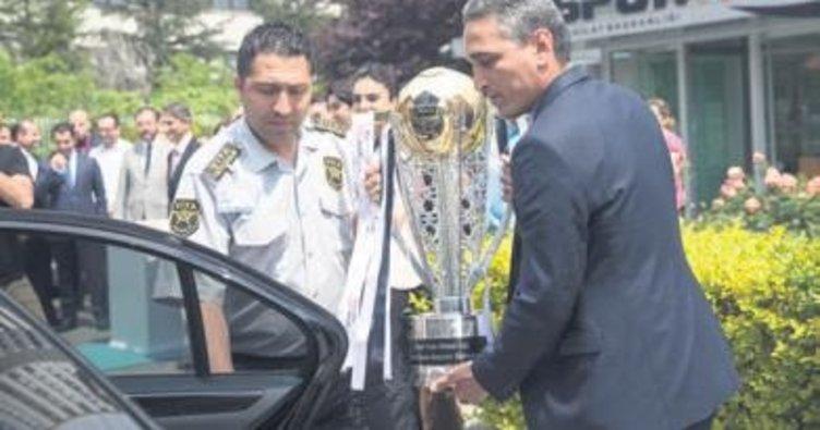 Kupa İstanbul'da