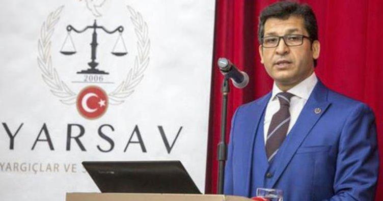 Kapatılan YARSAV'ın başkanı Arslan hakkındaki FETÖ davası