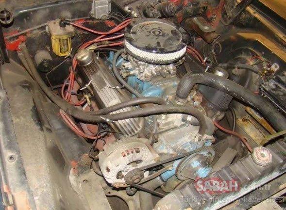 Sudan ucuza satın aldı şimdi paha biçilemiyor! 1970 model aracın şaşkına çeviren değişimi!
