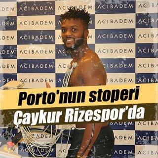 Porto'nun stoperi Awaziem, Çaykur Rizespor'da