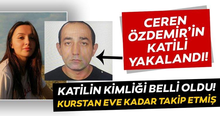 Üniversite öğrencisi Ceren Özdemir cinayetinden son dakika haberi: Ceren'in katili suçunu itiraf etti!