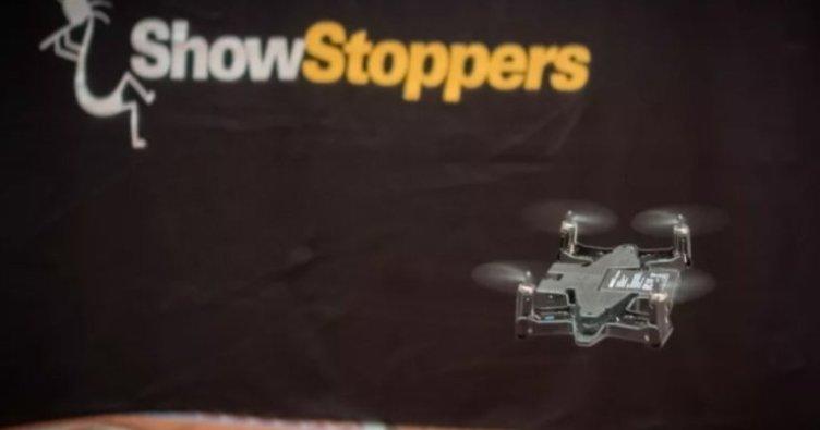Drone'a dönüşen telefon kılıfı tanıtıldı!