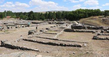Tunç Çağı'na ait kalıntılara ulaşılan Alacahöyük'te kazılar başlıyor