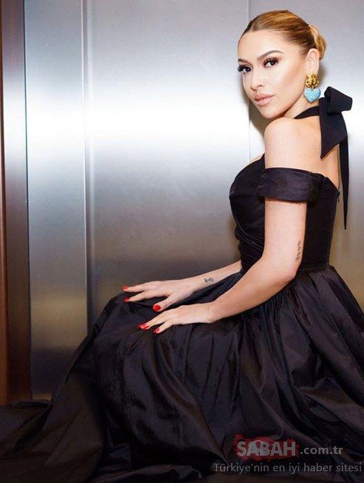 Hadise şiddet olayı sonrası Ozan Güven'i hedef aldı! Ünlü Şarkıcı Hadise: Eziksiniz...