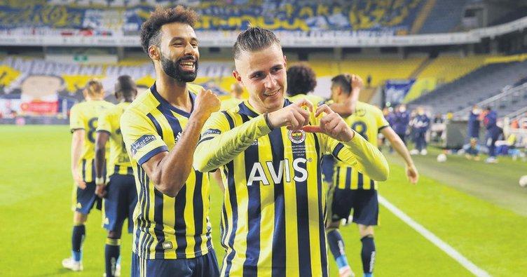 Pelkas: Fenerbahçe'yi seviyorum