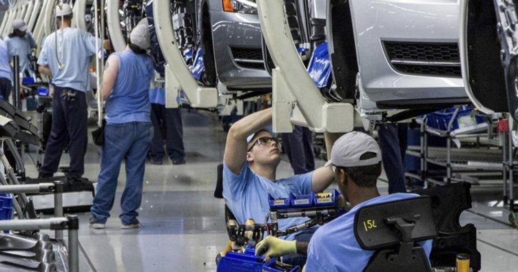 Almanya ekonomisi ilk çeyrekte beklentilerin üzerinde küçüldü
