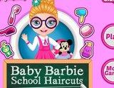 Barbie Saç Okulu
