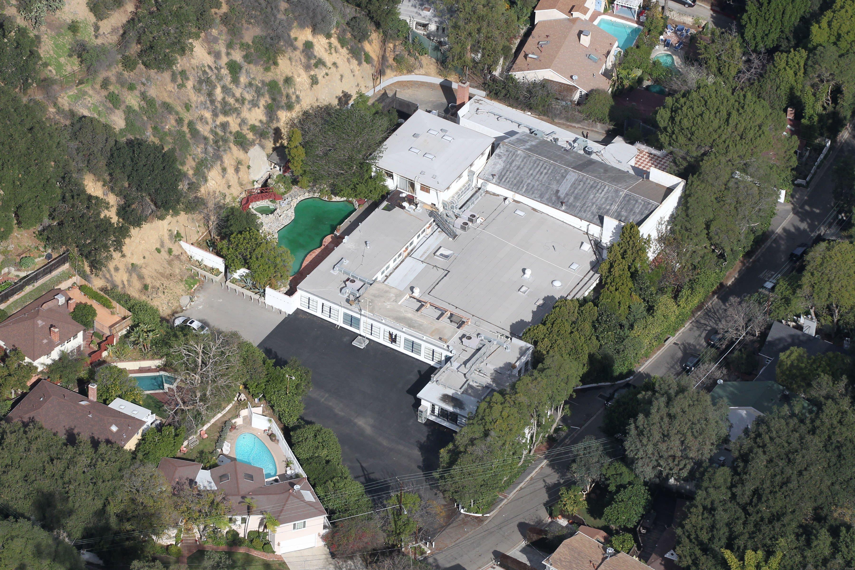 всегда думал, дом джареда лето в лос анджелесе фото всего возникают