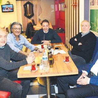 SABAH Serbest Kürsü'de gündem Fenerbahçe - Galatasaray derbisi