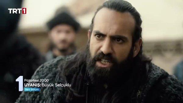 Uyanış - Büyük Selçuklu 24. Bölüm (8 Mart 2021 Pazartesi) Büyük sır Sultan Melikşah' a ulaştı | Video