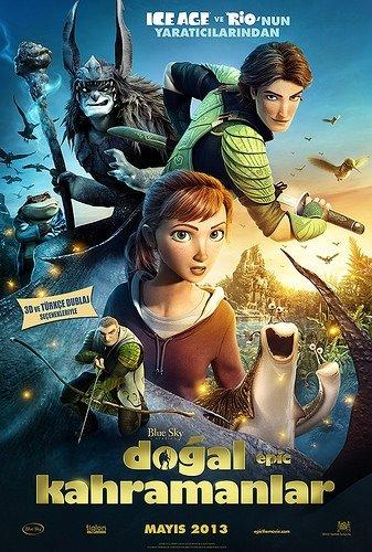 Doğal Kahramanlar filminden kareler