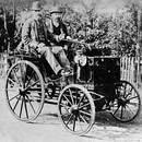 benzinle çalışan otomobil için ilk ABD patentini aldı