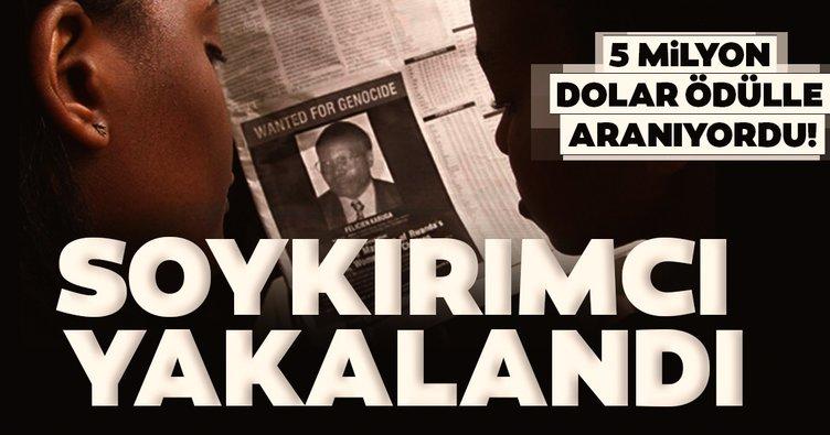 Son dakika! Ruanda soykırımının sorumlusu Fransa'da yakalandı! Felicien Kabuga kimdir?