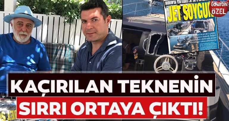 Sinan Vardar 'Çalınan teknelerle mülteci kaçırıyorlar'