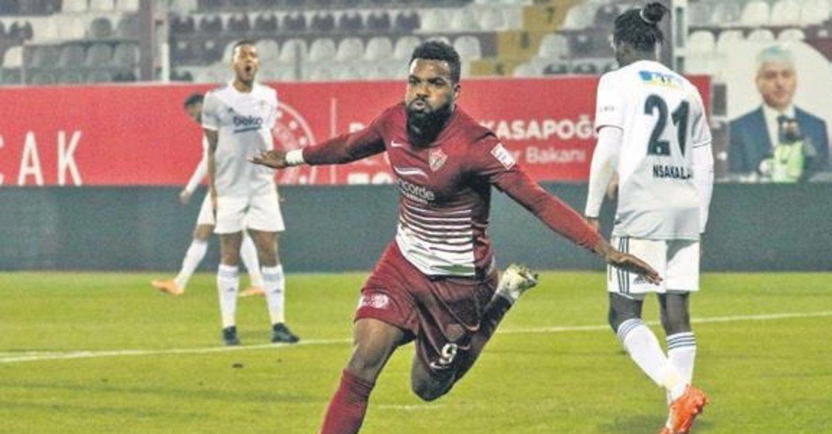 Boupendza 8 milyon Euro'ya Krasnodar'da
