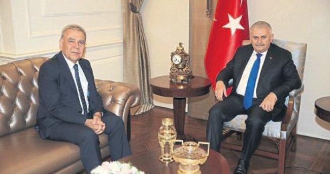 """Başbakan'dan """"hizmette işbirliği""""ne devam"""