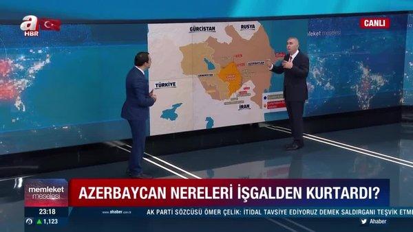 Azerbaycan'da son durum ne? Ermenistan'ın işgal ettiği bu topraklar kurtarıldı! | Video