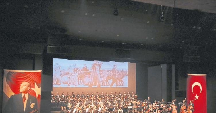 Ata'ya operada senfonik ağıt