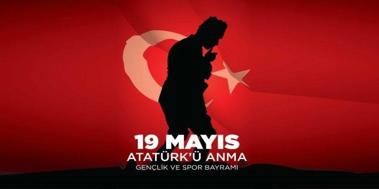 En güzel 19 Mayıs kutlama mesajları burada! Resimli 19 Mayıs mesajları ve Atatürk resimleri