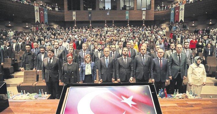 Savunma sanayisi Türkiye'yi geliştirir