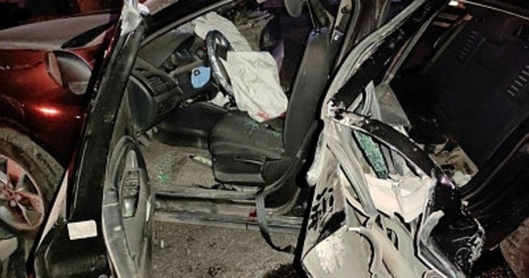Tatvan'da trafik kazası: 1 ölü, 4 ağır yaralı