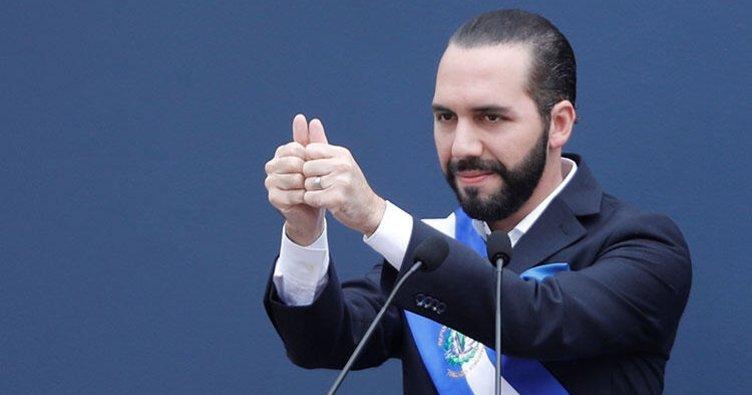 El Salvador'un yeni Devlet Başkanı Bukele yemin ederek görevine başladı