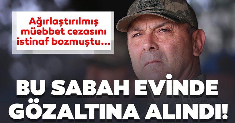 Son dakika haberi: Eski korgeneral Metin İyidil Çankaya'daki evinde gözaltına alındı! İstinaf tarafından tahliye edilmişti...