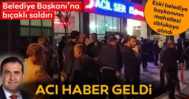 Son dakika haberi: Konya Doğanhisar Belediye Başkanı İhsan Öztoklu bıçaklı saldırıda hayatını kaybetti!