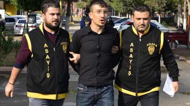Adana'da dolandırıcılıktan yakalanan şüphelinin sözleri şok etti