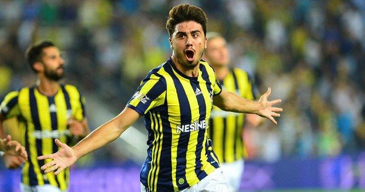 Ozan Tufan Benfica'ya!